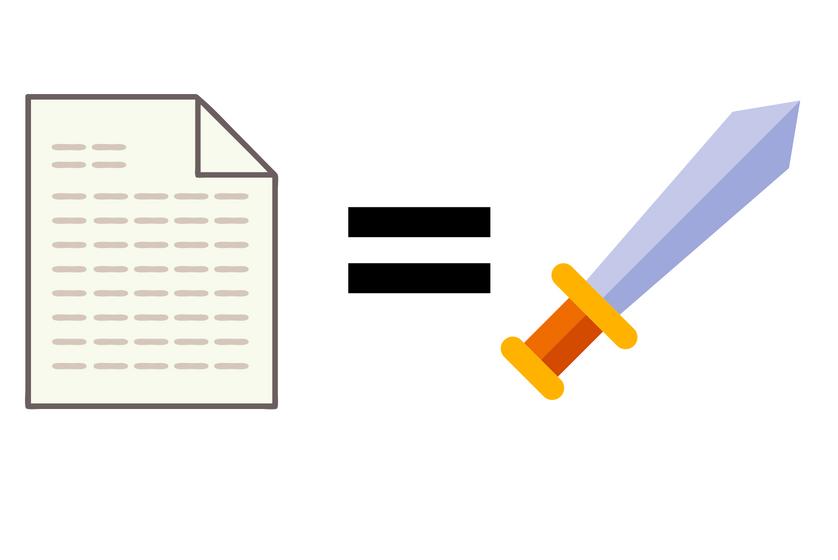 pisanie akrtykułów to najlepsza metoda walki z konkurencją w sieci