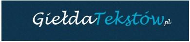 logo giełda tekstó