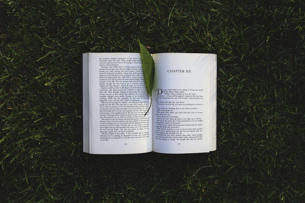 obraz wyróżniający do wpisu jak zacząć pisanie książki
