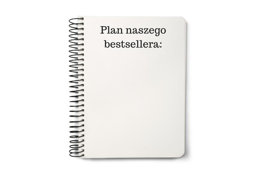jak zacząć pisanie książki - obraz przedstawiający plan tekstu