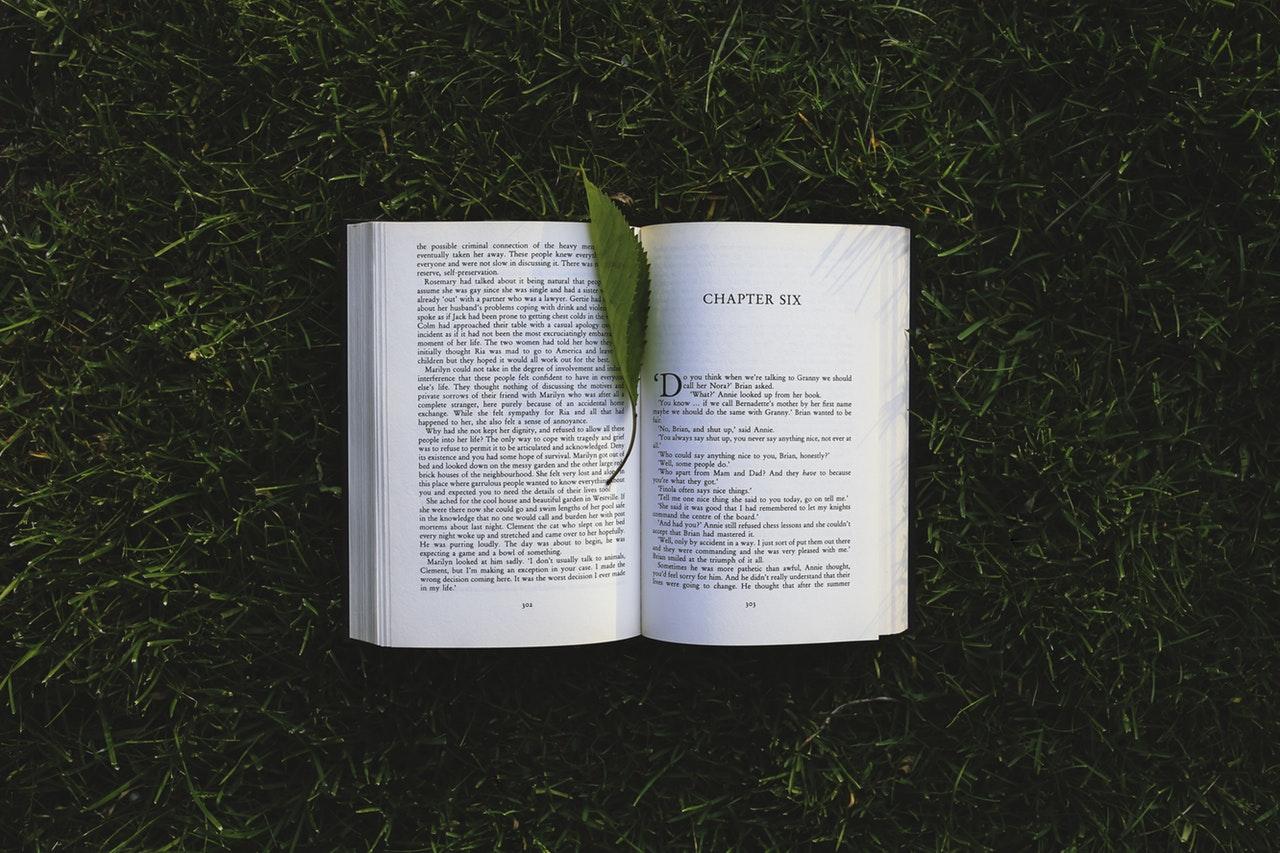 Jak zacząć pisanie książki