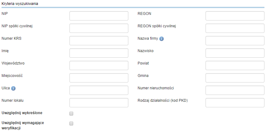 praca przez internet - jak sprawdzić firmę w ceidg