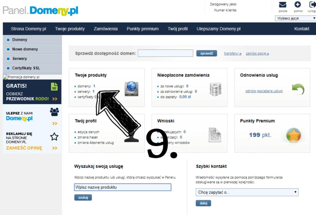 Obraz przedstawiający jak założyć bloga opartego na aplikacji WordPress.