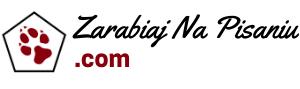 Obraz przedstawiający logo portalu o copywritingu zarabiajnapisaniu.com